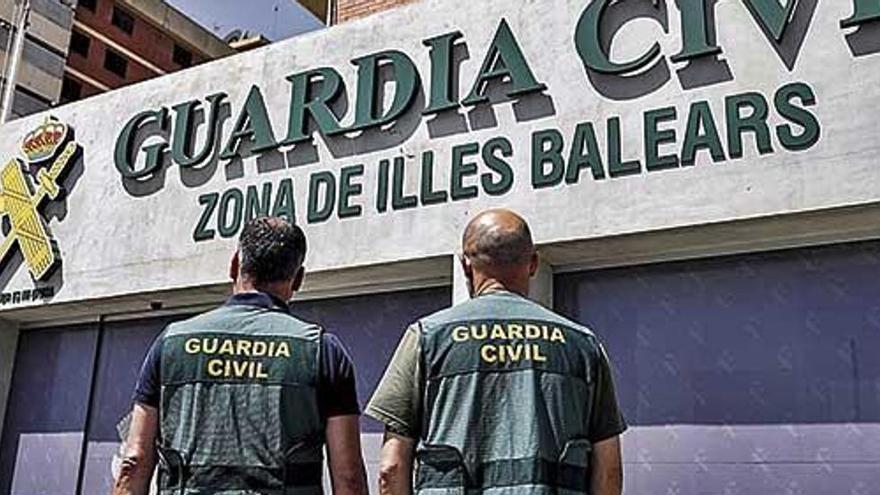 Detenido en Palma el líder de una organización que traficaba con seres humanos y financiaba el terrorismo