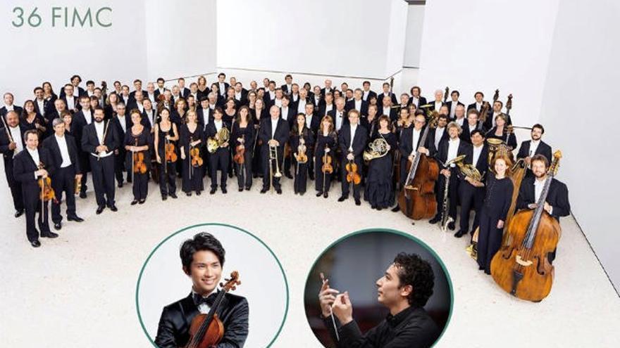 La Orquesta de la Radio de Frankfurt llega al Auditorio con Orozco-Estrada y Miura