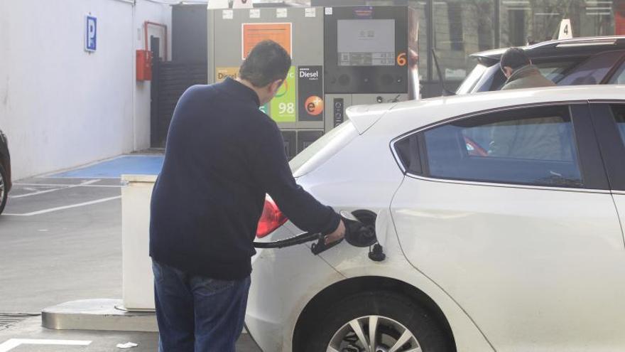 Una inyección de luz y gasolina