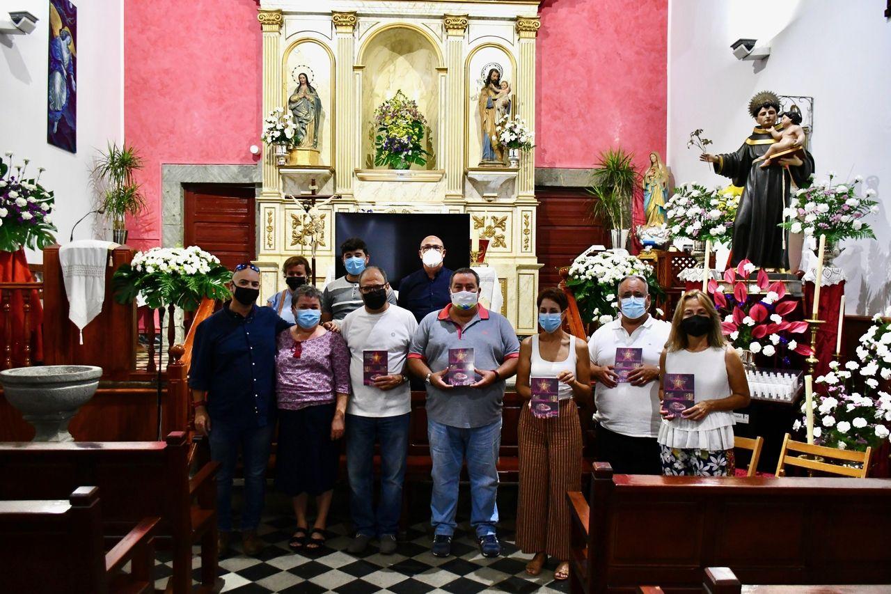 Presentacion libro y audivisual Comedia de Reyes Fiestas San Antonio El Chico Mogán 2021.jpg