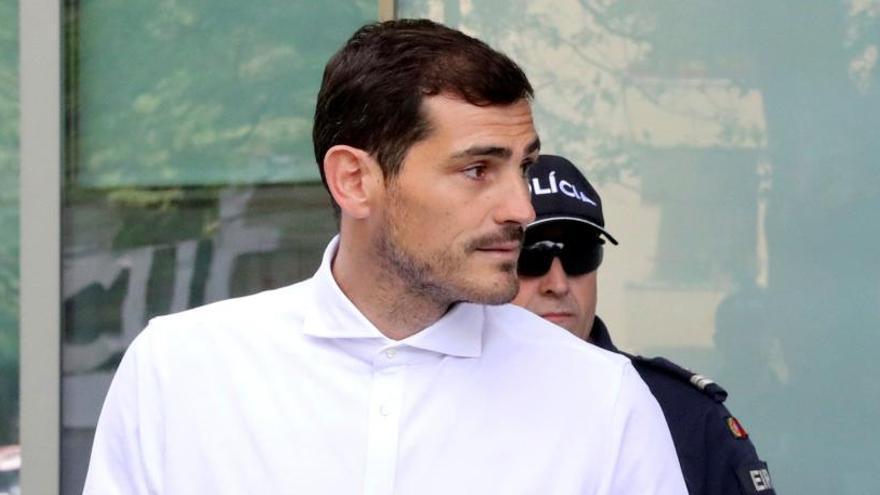 Casillas se someterá a unas pruebas en diciembre para saber si puede volver a jugar
