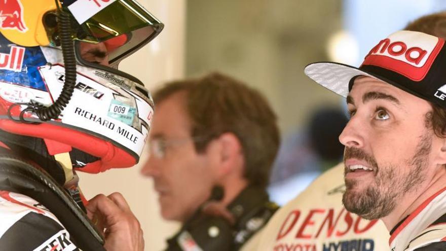 "Fernando Alonso: ""Tenemos mucho que aprender"""
