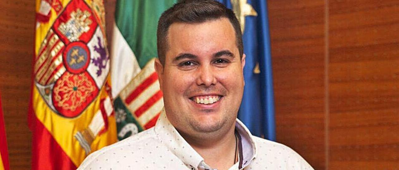 Jesús Arenas renunció el viernes a su acta de concejal.   INFORMACIÓN