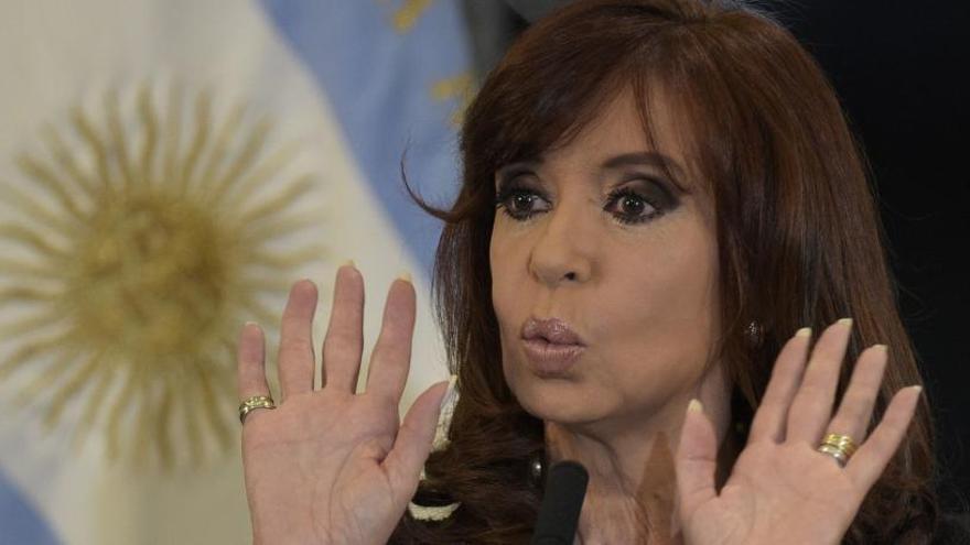 Confirman el procesamiento con prisión preventiva a Cristina Fernández