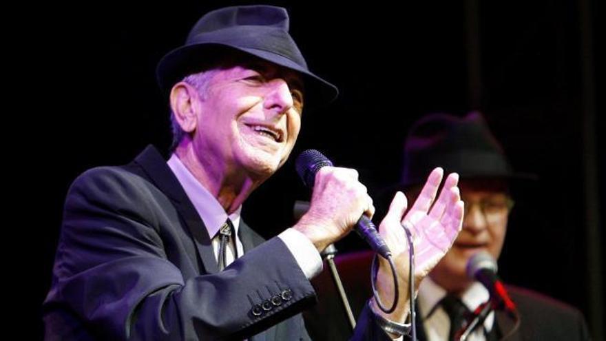 La voz de Leonard Cohen se apaga para siempre