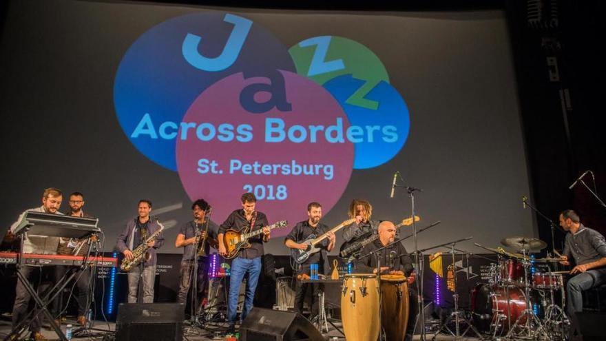 Highlands Project, en el Jazz Across Borders de Rusia