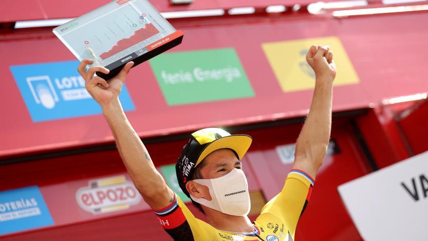 Vuelta 2021: Enric Mas ataca, Roglic gana