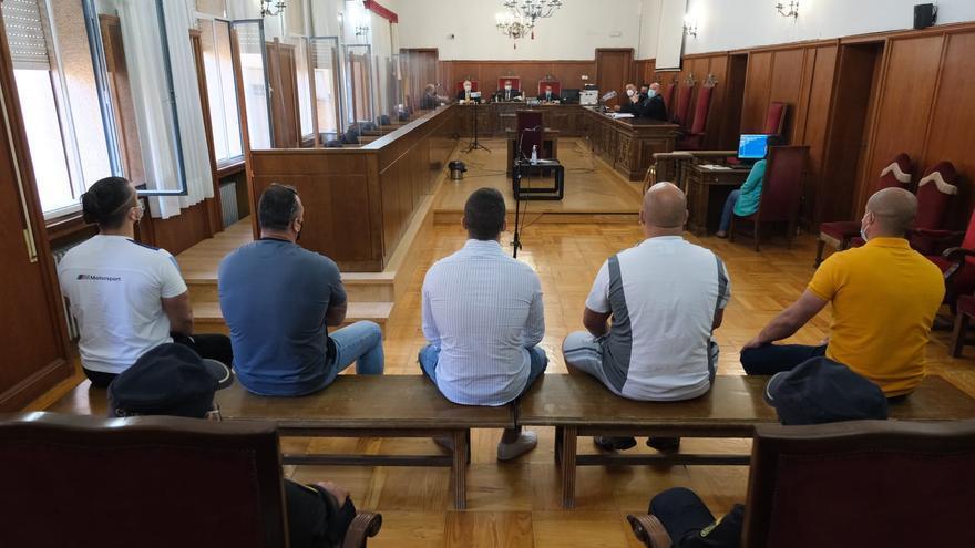 Aplazado en Badajoz el juicio del tiroteo mortal de La Uva por la vacunación de un magistrado