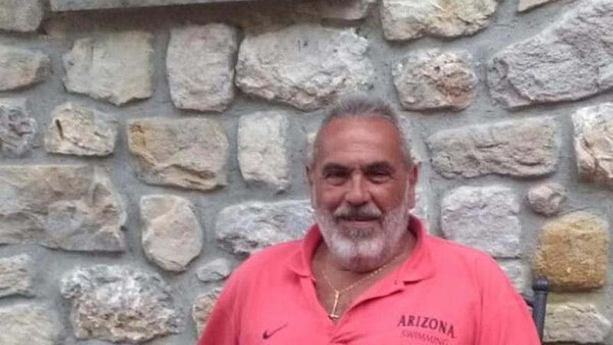 """Fallece Nachón García Fuentes, jefe de personal del Santa Olaya tres décadas: """"Nos enseñó sus tremendas ganas de vivir la vida"""""""