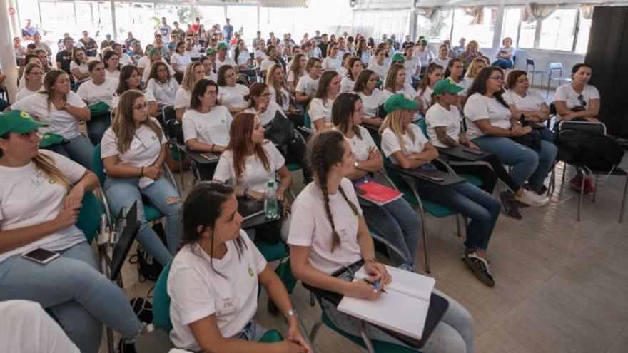 El programa Mujer y Motor ya tiene a sus cuatro equipos para 2019