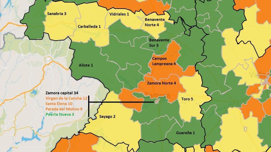La epidemia COVID, en aumento en la capital, provoca otro ingreso hospitalario