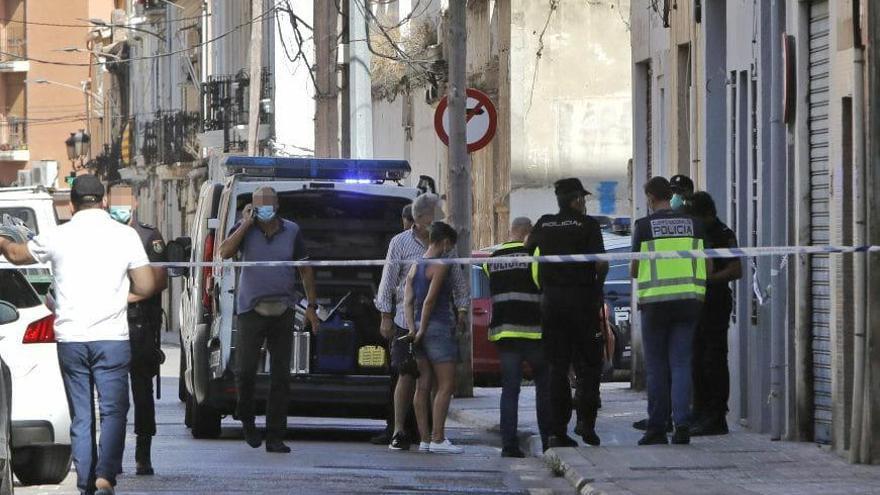 Dos detenidos por matar a un hombre de 61 años en Russafa