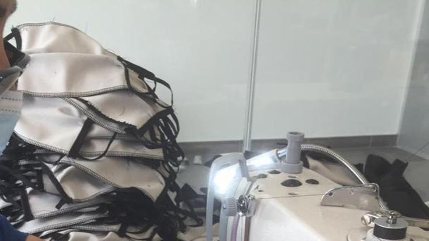 Italia pone a fabricar mascarillas a los presos de tres cárceles
