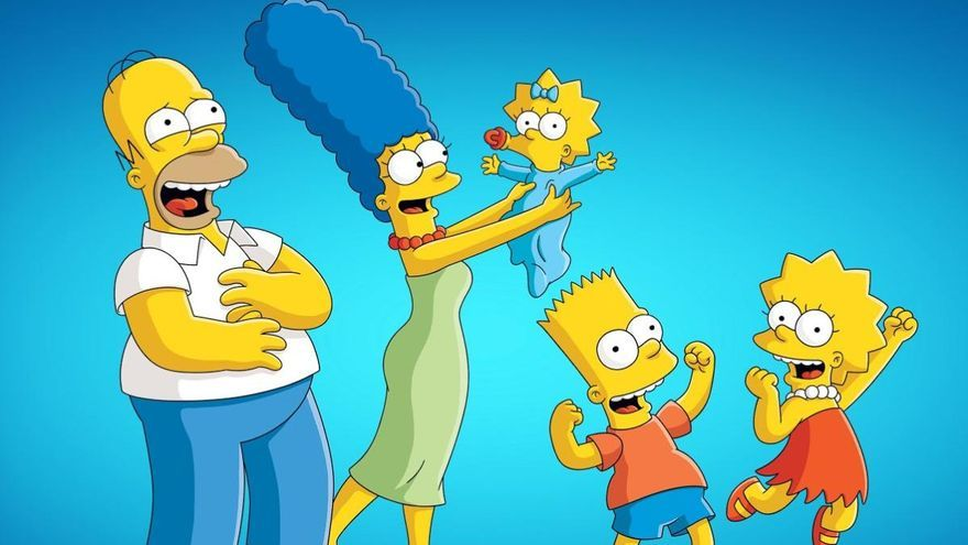 Disney + devuelve a 'Los Simpson' su formato original