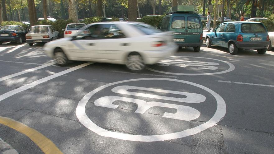 El 73% de las calles de Málaga verán reducida la velocidad a 30 km/h a partir del 11 de mayo