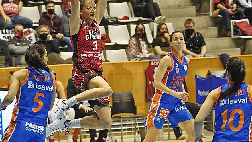 L'Spar Girona iniciarà el nou curs amb un repte a Vitòria
