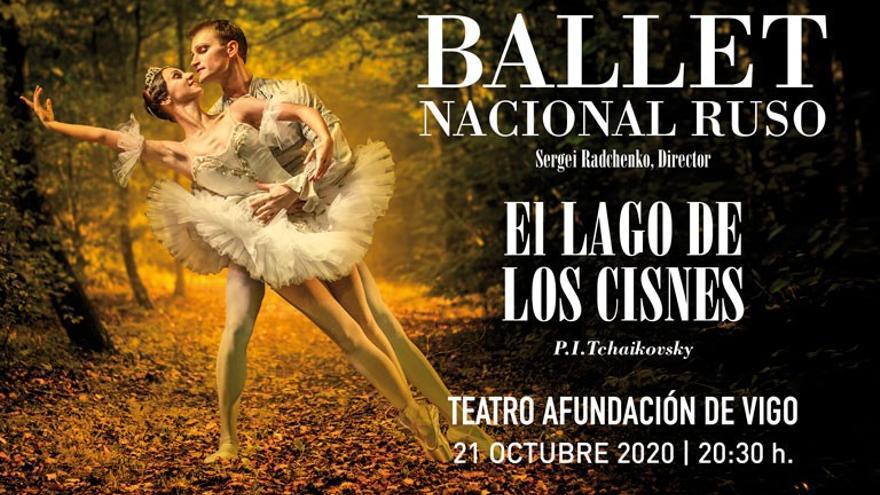 Ballet Nacional Ruso - El Lago de los Cisnes