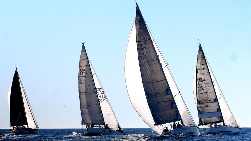 Las 300 Millas A3 Moraira, Trofeo Grefusa en esta edición cumplen 20 años.