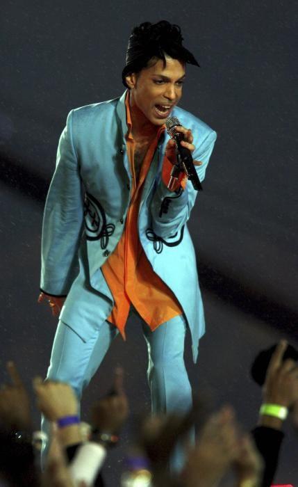 Prince, un icono de la música