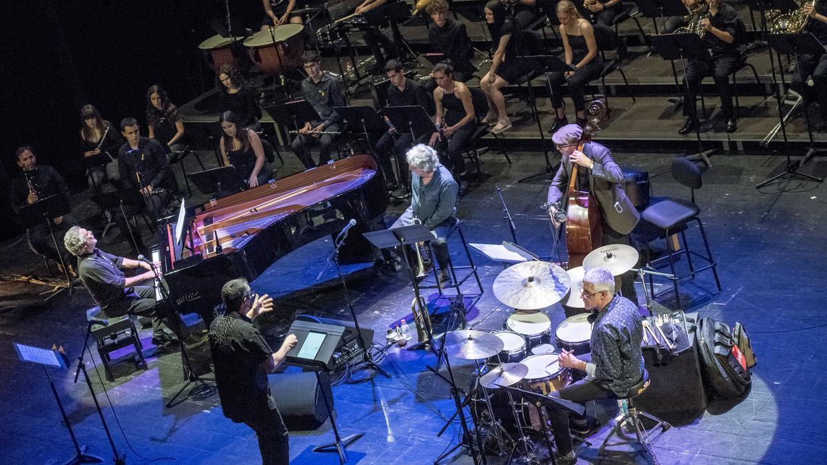 Concert de Manel Camp i el Conservatori