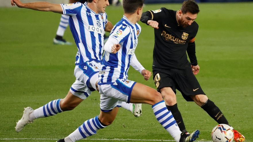 LaLiga Santander | Real Sociedad - FC Barcelona