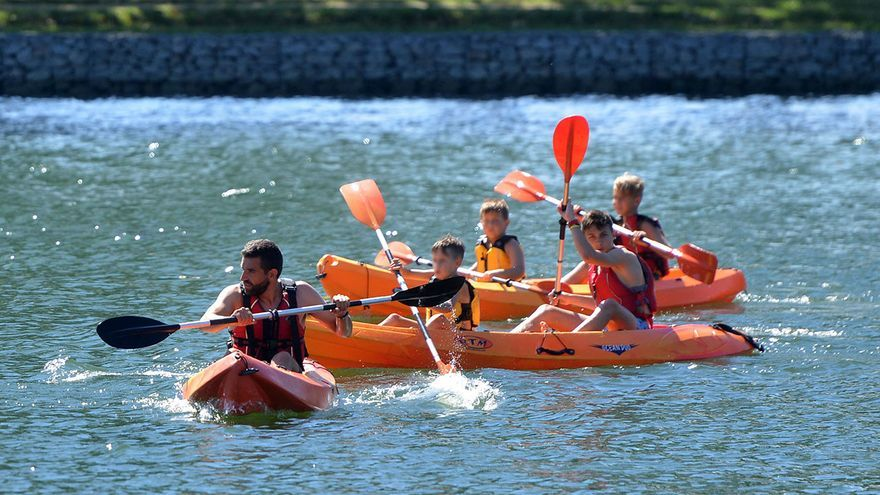Los campamentos juveniles y campos de voluntariado tendrán mil plazas más este verano