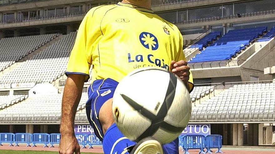 """Marcos Márquez: """"La salvación era ascender y si no el club se iba al carajo"""""""