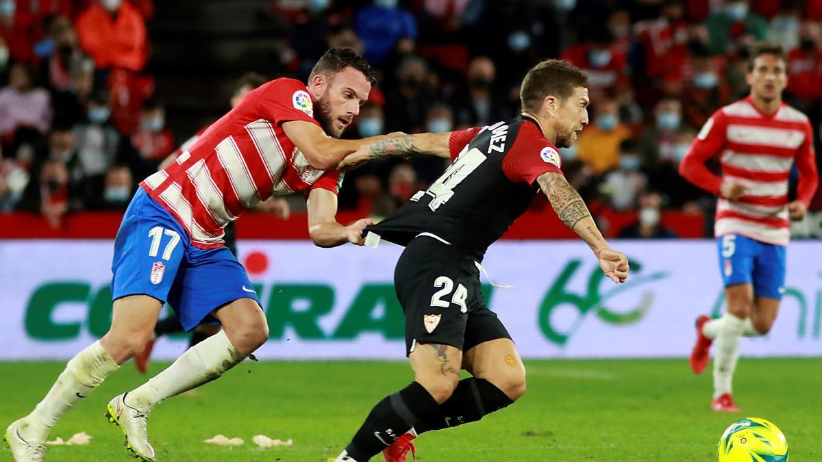 LaLiga Santander: Granada - Sevilla.