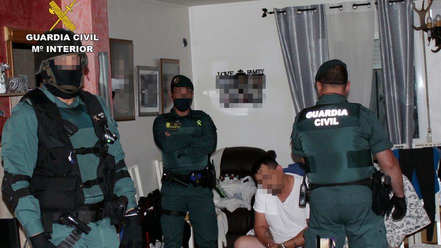 Elevan a 40 los detenidos en el último golpe al narcotráfico dado en el Noroeste