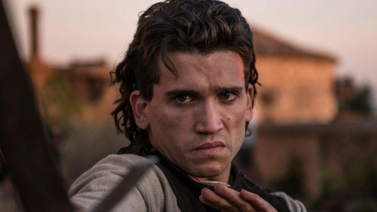 Jaime Lorente in & # 039; El Cid & # 039;