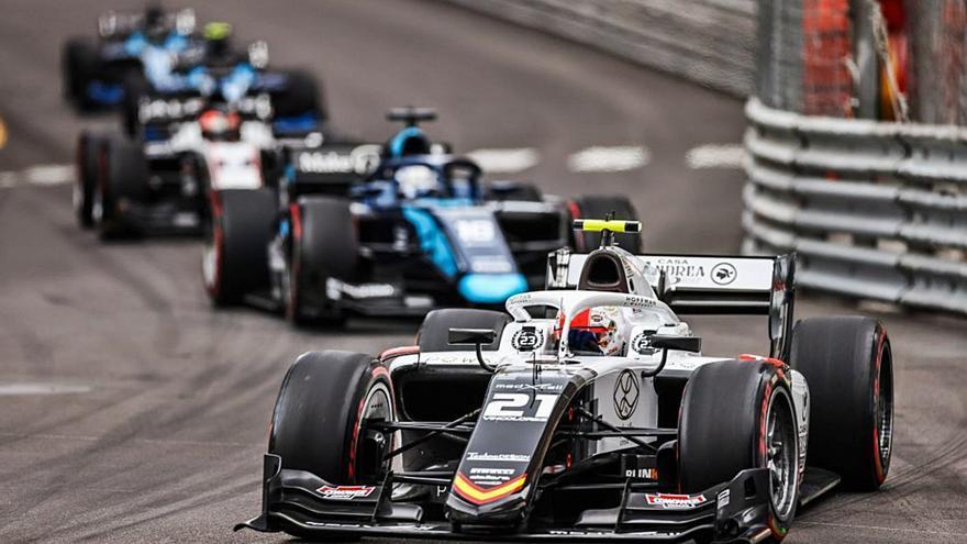 Campos Racing mete a uno de sus pilotos en el Top-10 de Mónaco