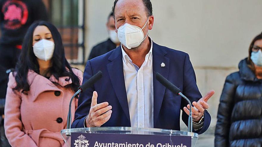 Sindicatos denunciarán al fiscal la paralización de las oposiciones en el Ayuntamiento de Orihuela