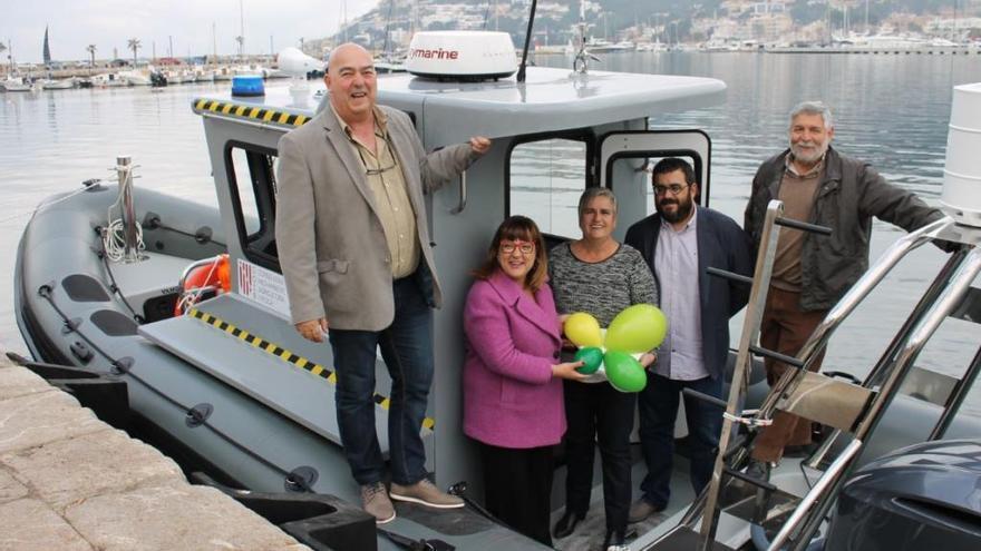 Neue Patrouillenboote zum Meeresschutz dank Touristensteuer auf Mallorca
