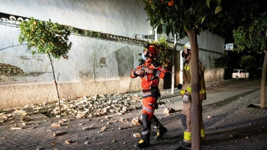 Los temblores no dan tregua y mantienen a Granada en alerta