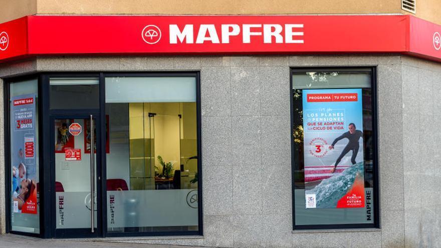 Mapfre gana 526,5 millones de euros en 2020, un 13,6% menos