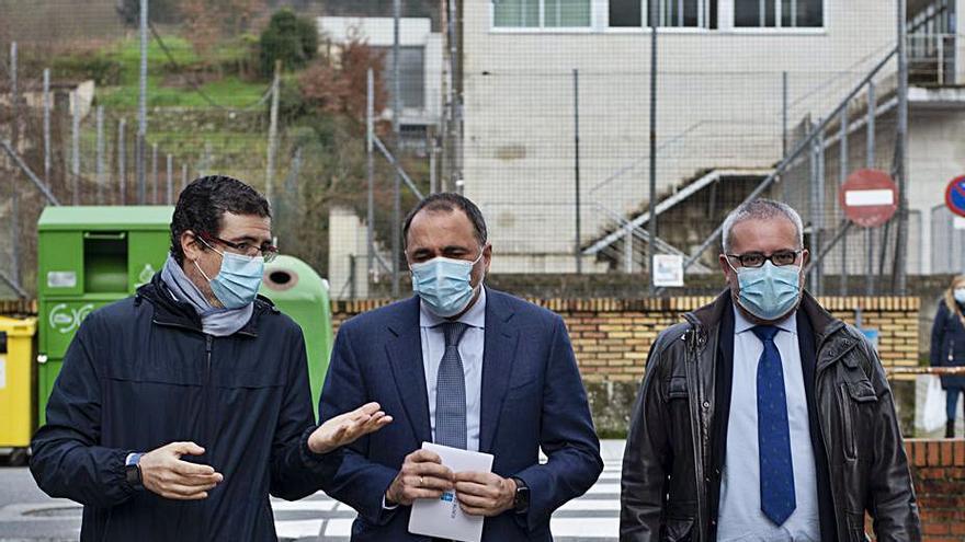 La reforma del centro de salud de Ribadavia costará 351.000 euros