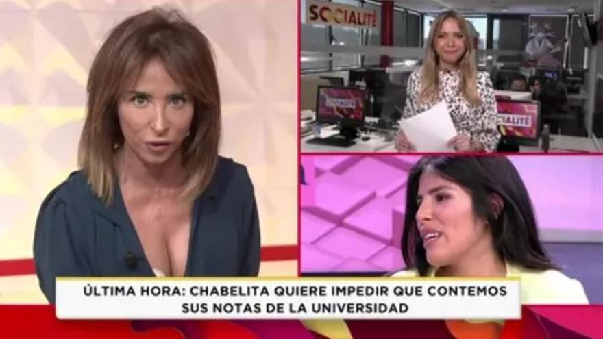 María Patiño revela lo que le dijo una concursante de Supervivientes antes de ir a la isla