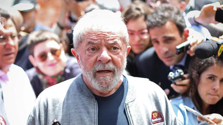 El Supremo investigará a Lula por corrupción en el caso de Petrobras