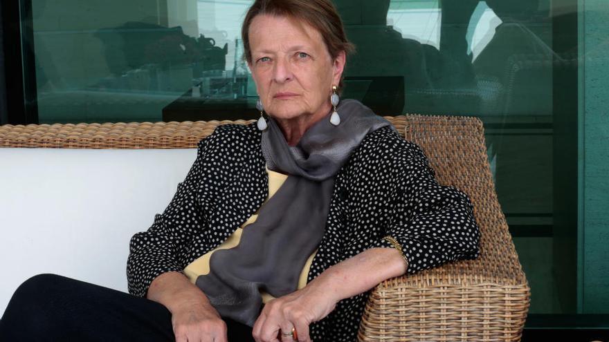 Muere Helga Schmidt, impulsora y polémica intendente del Palau de Les Arts