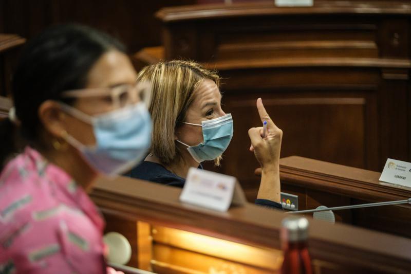 Pleno del Parlamento (29/09/21)