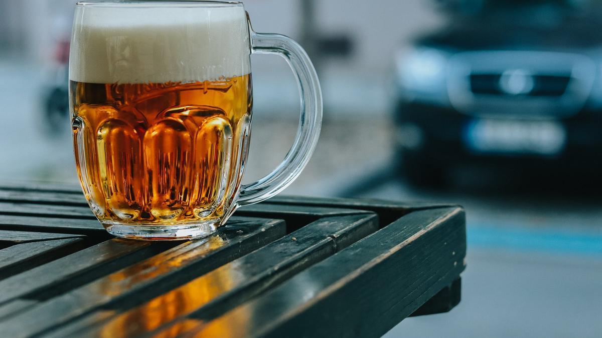 La cerveza es la bebida más solicitada en los bares