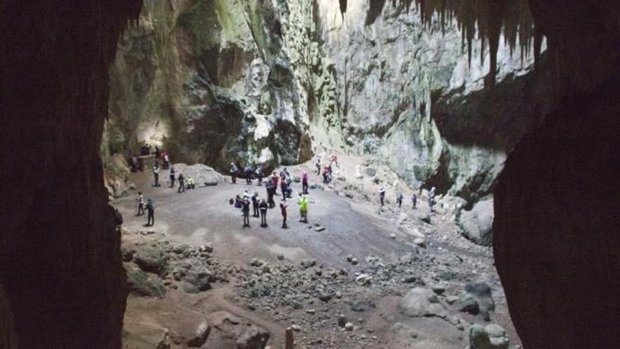 Besuch der Höhle S´Avenc de Son Pou vorerst ganz verboten