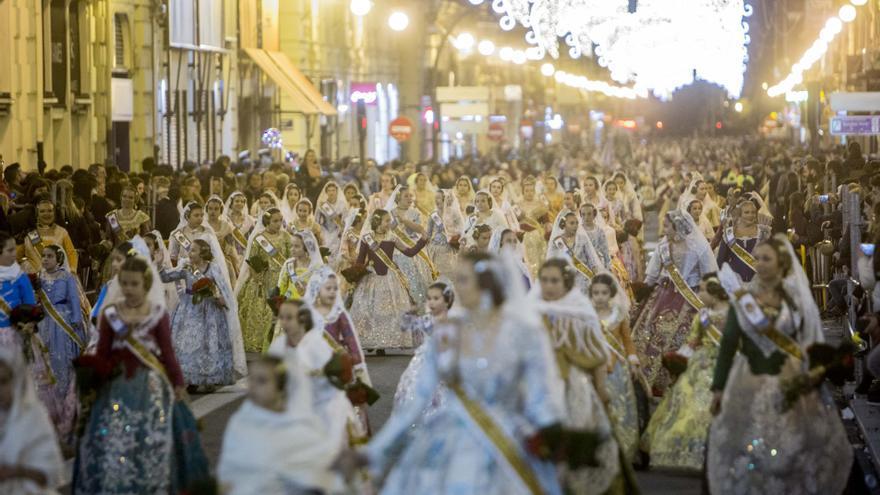 PP y Cs afean a Ribó y Galiana que dejen sin ejecutar 3,2 millones para fallas y fiestas