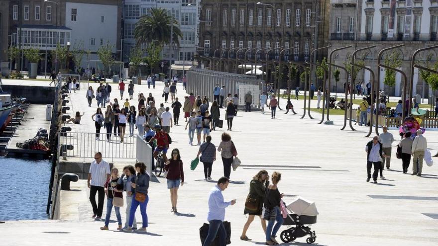 A Coruña presenta en Madrid su oferta para el turismo de congresos