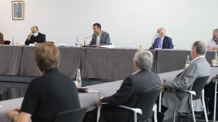 El Misteri aprueba un presupuesto de 379.000 euros para 2021