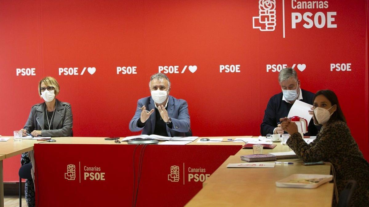 El PSOE aplaza la reunión en la que iba a elegir al sustituto de Pedro Ramos en el Senado
