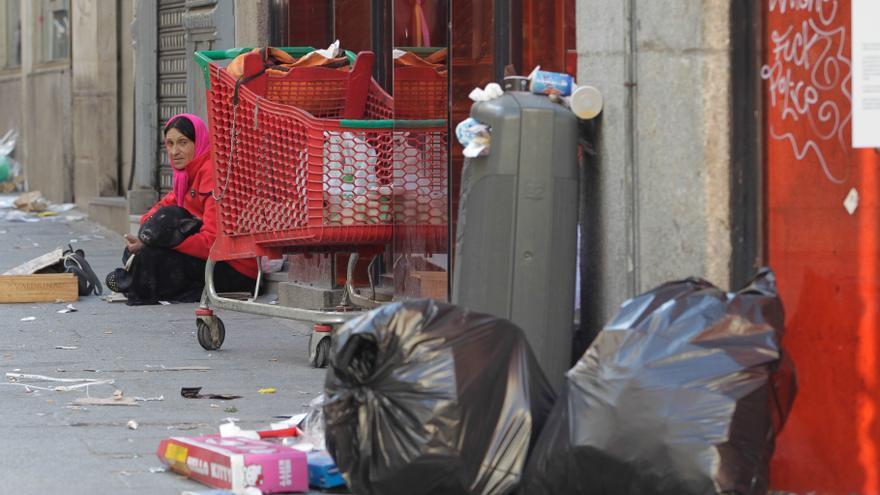 Más de 373.000 personas sufren pobreza severa en Canarias