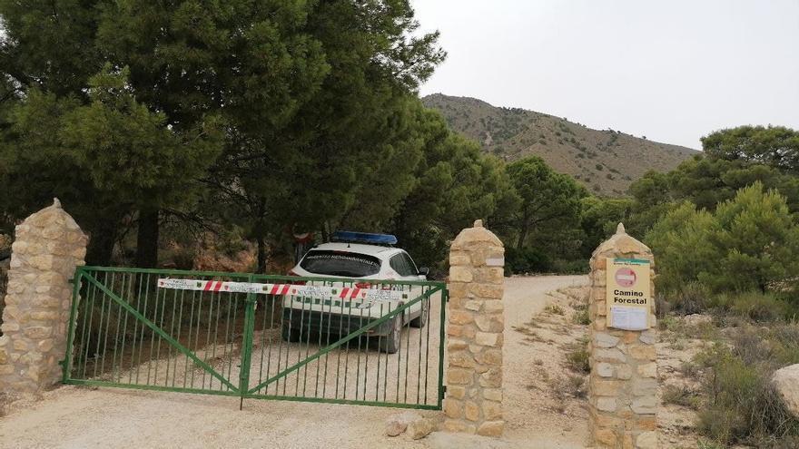 Ola de calor en Murcia: Cierran los accesos a los espacios naturales de la Región este fin de semana por el calor