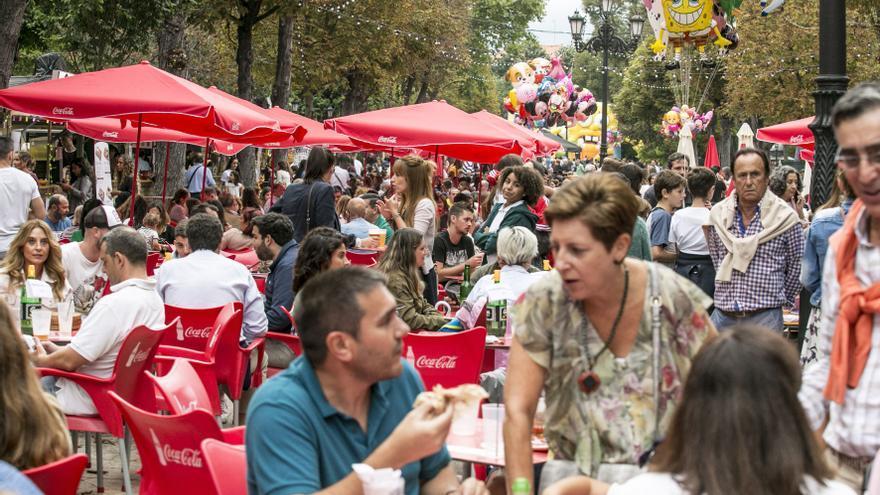 """Los hosteleros, encantados con ganar protagonismo en San Mateo: """"Daremos más calidad a las fiestas"""""""