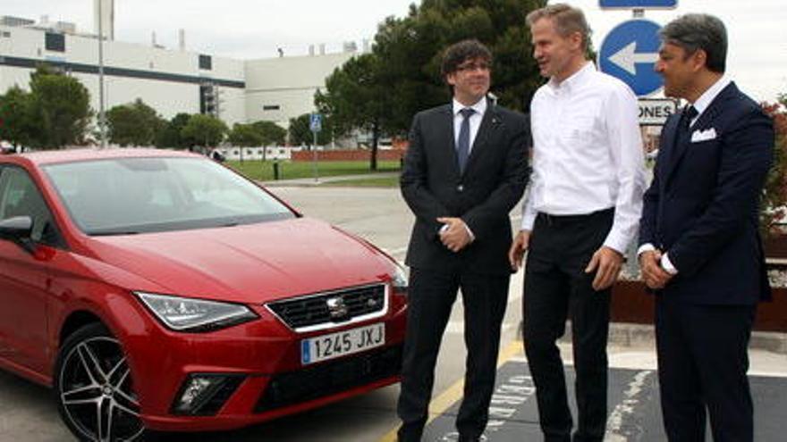 La nova versió del Seat 'Ibiza' i l'Arona concentren una inversió de 900 milions